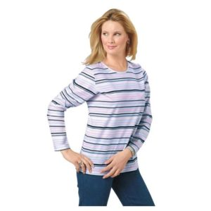 Blouse WITT international - Blue, 42